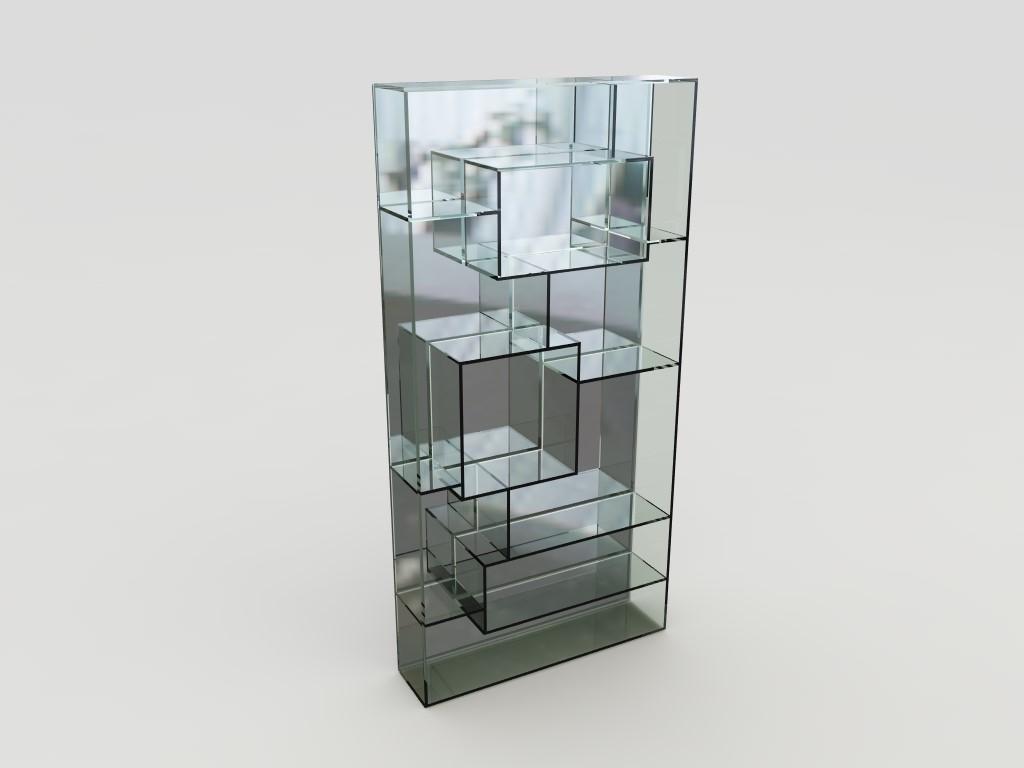Купить стеллажи из стекла - актуальное стекло - cтекольно-зе.
