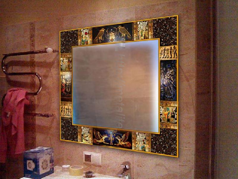Сделать раму для большого зеркала своими руками мастер класс