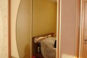 Замена зеркала на дверце шкафа