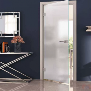 Полировка или замена стекла в двери