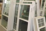 Разбилось стекло в деревянном окне?