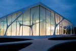 Купить стекло на стеклянный фасад