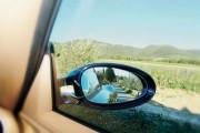 Зеркало на седан