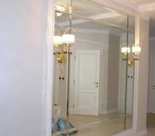 Замена большого зеркала