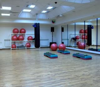 Зеркало для фитнес центра