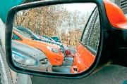 Зеркало автомобильное плоское и сферическое