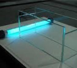 Ультрафиолетовая склейка стекла