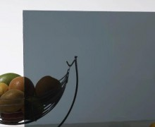 Стекло тонированное в массе серое (графит)