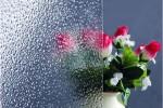 Рифленое стекло в интерьере