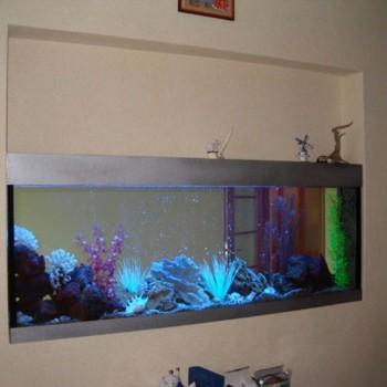 Как выбрать стекло для аквариума
