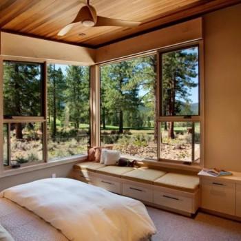 Установка стекла в деревянные окна
