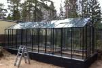 Круглые смотровые стёкла из жаростойкого стекла ROBAX