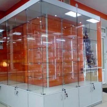 Установка витринного стекла быстро и качественно