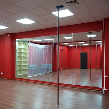 Зеркало бу или новое для танцевального зала