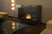 Закаленное стекло для кухонных плит, холодильников и каминов