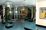 Установка зеркал в тренажерном зале